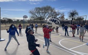 Volleyball Fun!