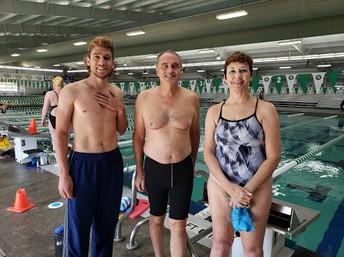 Pat, Donald, Kathy