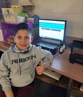 5th Graders Prepare for Middle School