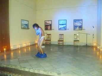 Guest Company Danza Fragmentada from Guantanamo