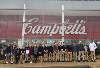 BLA Trip to Campbells