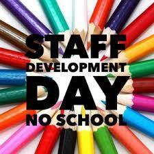 Reminder - No School on Monday, 10/12