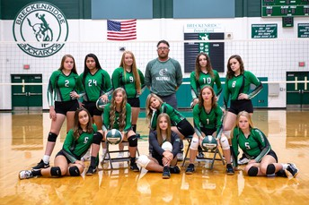 Junior Varsity Volleyball