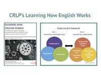 Learning How English Works Summer Institute