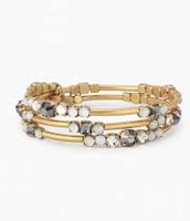 Isabelle Wrap Bracelet-Gold