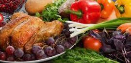 Holiday Meals/Comidas Festivas