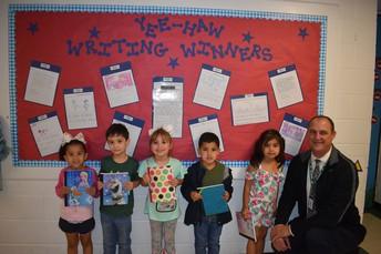 Principal's Writing Challenge