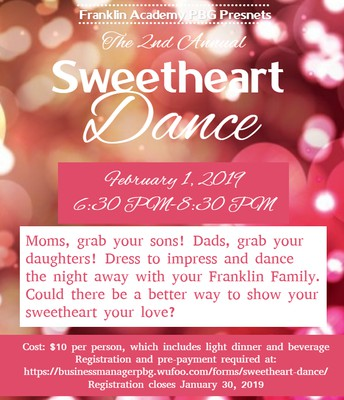 Sweetheart Dance 2/1