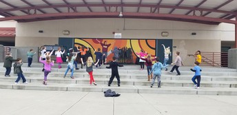 Punjabi Bhanjra dancing!