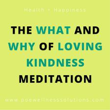 MINDFULNESS: Loving-Kindness Meditation