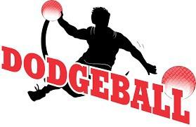 Student Chest Drive Dodgeball Game vs River