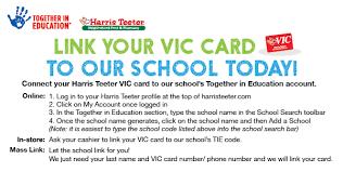Harris Teeter gives back!