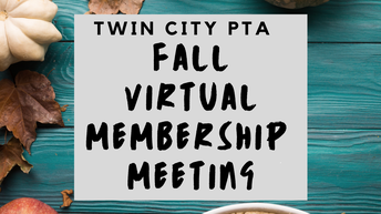 PTA General Membership Meeting