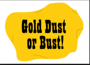 Gold Dust or Bust - 4th Grade Play - Tuesday, May 14