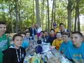 Birchwood Middle School Field Day