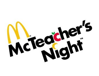 McTeacher's Night is coming soon!