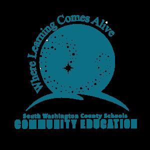 South Washington County Schools Community Education logo