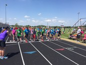 4th/5th Trackin' Cats!!