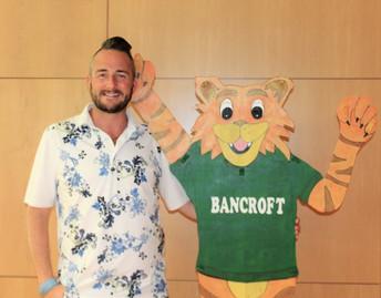 Featured Teacher - Tim Harkins from Bancroft Elementary