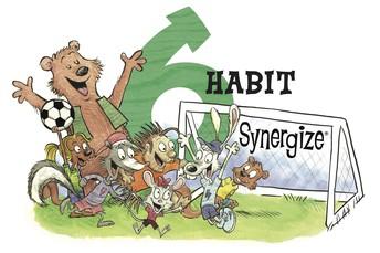 March's Focus: Trustworthy! Habit 6: Synergize!