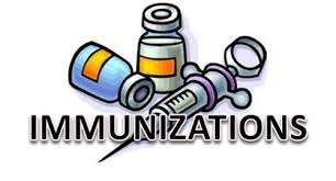 IMMUNIZATION REMINDERS -- Exclusion Date extended to October 19