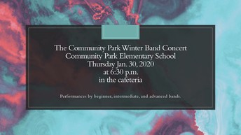 CP Winter Band Concert