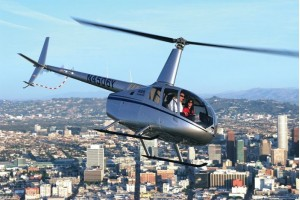 Helicopter Scenic Tour For Three People
