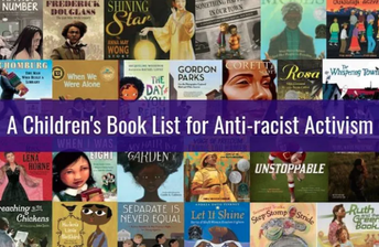 31 Children's Books to Support Conversations on Race, Racism & Resistance