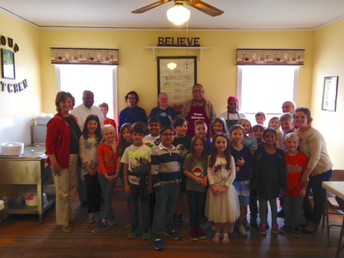 Lower Elementary Community Service