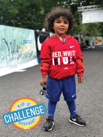 A Half Marathon for Children