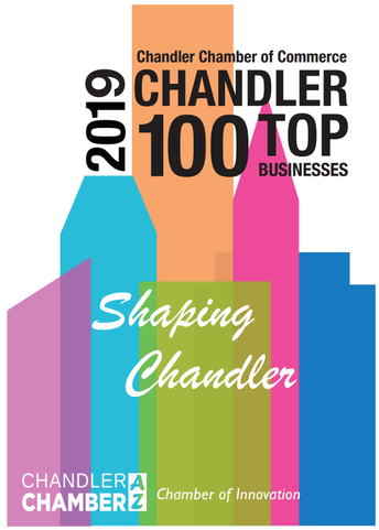 Chandler Chamber of Commerce 2019 Chandler Top 100 Businesses