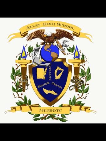 Allen High School MCJROTC Web Page (Link below)