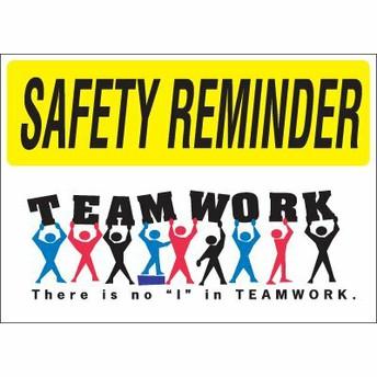 Killam Safety Reminders