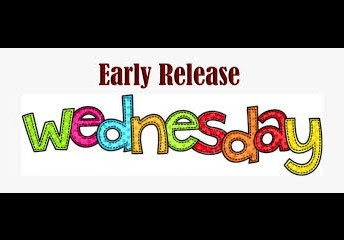 Early Release Wednesdays begin Wednesday, October 21 @ 2:45 PM