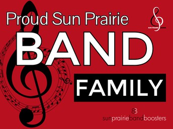Band Booster Updates - Yard Signs coming to you!