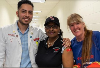 GALENA PARK I.S.D.  AND HARRIS HEALTH SYSTEM HOST SUCCESSFUL IMMUNIZATION DAY