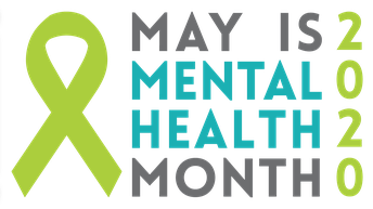 MAY IS MENTAL HEALTH MONTH!!!