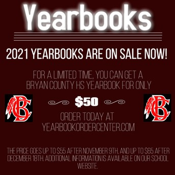 Yearbooks Information