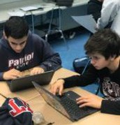Coding Comes to Sparta Middle School