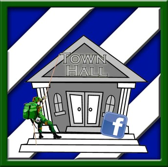 FORT STEWART HUNTER ARMY AIRFIELD FACEBOOK TOWNHALL ON 11 APRIL
