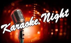 Karaoke Night - March 1st 6-8pm