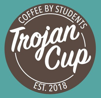 Behind the Trojan Cup