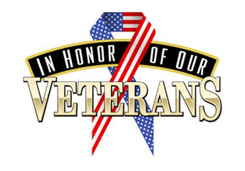 VETERANS DAY IS COMING