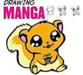 Manga Art Camp Ages 8+