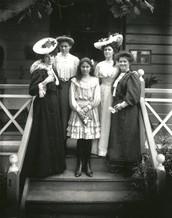 Beliefs about women in the 1900s