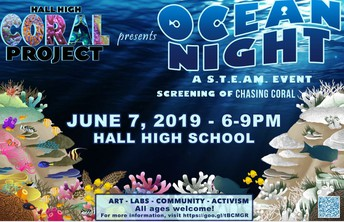 Coral Project- Hall High School