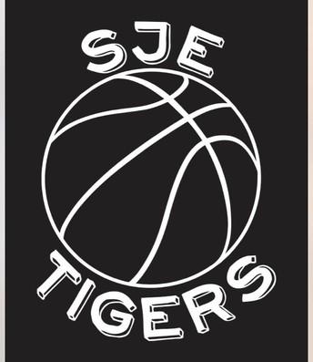 SJE Basketball Warm-Up Shirts