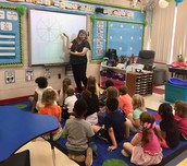 Mrs. Carson, 1st Grade