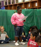 5th grade Poetry Slam