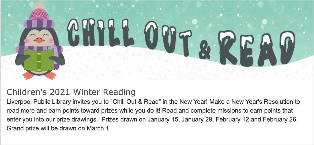 Winter Reading Program
